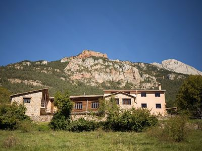 Photo for Rural house (rental) Cal Jep Costa for 12 people