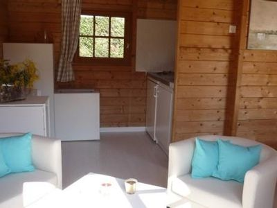 Photo for Independent Chalet-studio Rental 2 people- All modern conveniences and quiet