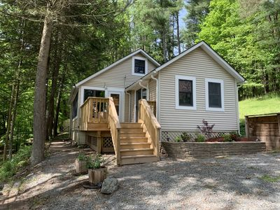 Photo for *NEW Poconos home with Delaware River views!