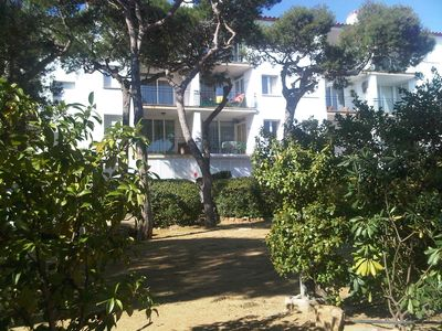Photo for Vacation apartment in a picturesque fishing village w/romantic bays and beaches