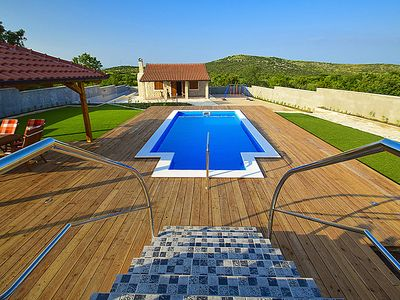 Photo for Vacation home Julija  in Vodice, Central Dalmatia - 10 persons, 5 bedrooms