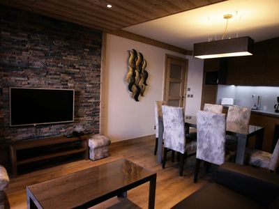 Photo for 2BR Apartment Vacation Rental in VAL THORENS