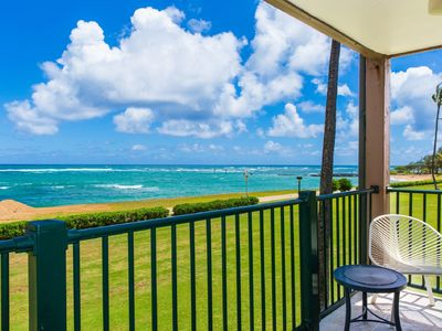 Photo for Beautifully upgraded ocean front condo