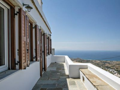 Photo for 4 bdr Villa Mare Vista in Tinos island