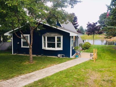 Photo for Special Offer! Riverfront Getaway in Oscoda on the River (Newly Renovated)