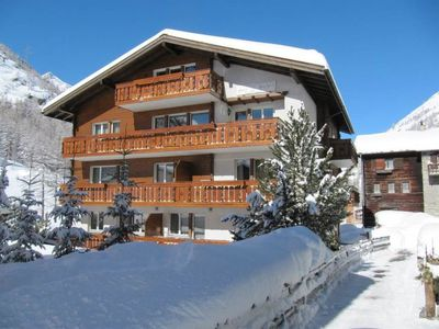 Photo for Apartment Haus Adora in Saas-Almagell - 2 persons, 1 bedrooms