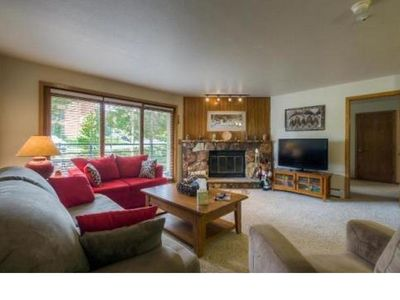 Photo for Comfy Condo in Wildernest, 2 Bed, 2 Bath with Pool, Hot Tub and WiFi
