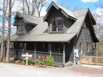 Photo for Bear Tales Too! Luxury Cabin ~Sleeps 8~Best Resort Location in Pigeon Forge!