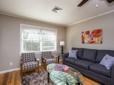 Photo for Convenient Apartment near Wake Forest Hospital and Downtown