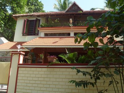 Photo for 2BR Apartment Vacation Rental in Kovalam, Trivandrum, Kerala