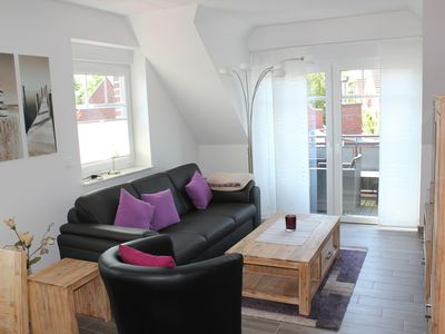 Photo for Comfortable apartment at the twin mills of Greetsiel - Krummhörn - North Sea