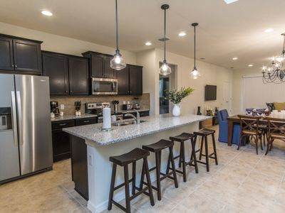 Photo for Luxury House Windsor at Westside 6 bed Private Pool - Brand New Resort near Disney! ID:244357