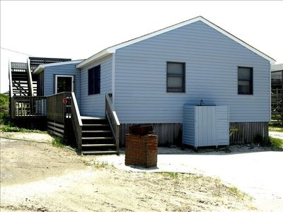 Photo for Oceanside, pet friendly, beach cottage, ocean views, pool and playground