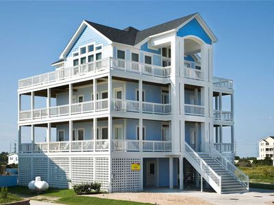 Photo for Great for Families Oceanview Rodanthe-Elevator, Pool, Kiddie Pool, HotTub & More