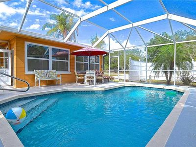 Every vacation needs a pool - Here at Aurora Seabreeze you will love the privacy and convenience of having your own family hideaway.