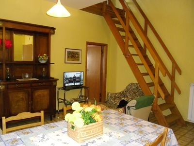 Photo for Casa Valle, Scansano, Apt. N. 2: near the sea