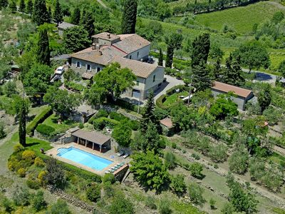 Photo for Casa Belmonte In Castellina in Chianti, Tuscany