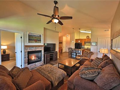 Photo for NEW - Spacious Condo in Granby Ranch with amazing views and community hot tub