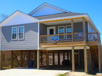Photo for Salty Mermaid NEW 3 Bedroom Home at The Enclaves at Nags Head