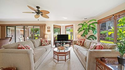 Photo for 2 BR/2 BA Condo w/ Lanai on the Golf Course, Shared Pool Area by Kona Coastside