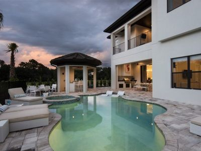 Photo for Imagine You and Your Family Renting this Custom Villa, Reunion 2030 - Six Bedroom Villa, Sleeps 14
