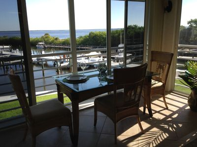 Photo for Spectacular Waterfront Views of Gasparilla Sound