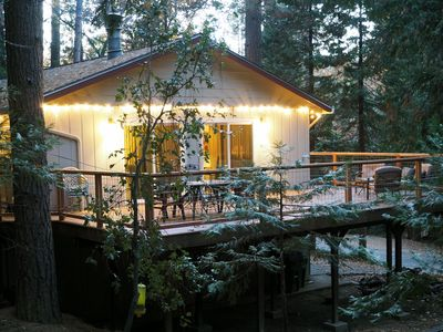 Photo for The Norse Hus in Twain Harte (Large Multi-Family Mountain Home)