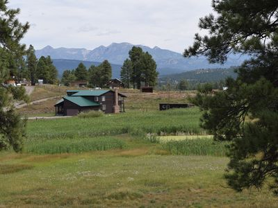 Photo for Newly Remodeled Log Home 5 1/2 Bath immaculate.