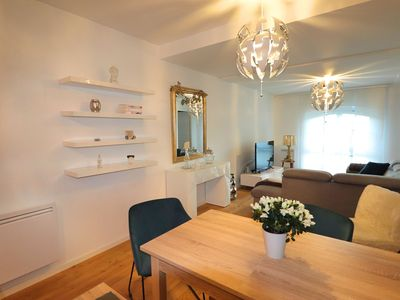 Photo for Apartment F2 / 4 people, historic city center of Pontoise