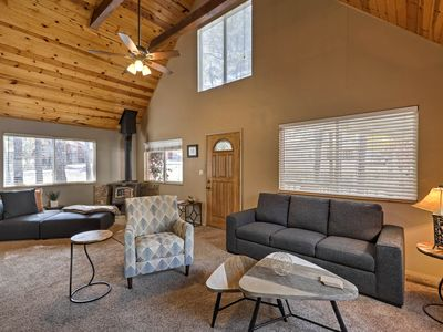 Photo for NEW! Munds Park Cabin w/ Grill & Furnished Deck!