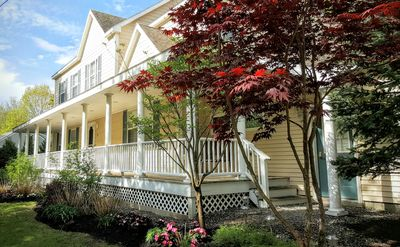 Photo for Elegant Ogunquit 6BR/7BA home - 5 min walk to Perkins Cove & downtown Shore Rd!