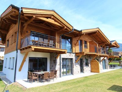 Photo for Atmospheric and spacious apartment near Zell am See and Kaprun with wellness area.
