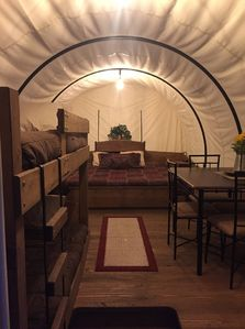 Photo for Glamping Back in Time