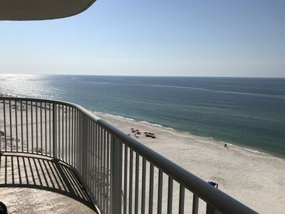 Photo for AMAZING VIEWS/DIRECT FRONT 2 BEDROOM CONDO/INDOOR-OUTDOOR POOL/NEAR ATTRACTIONS