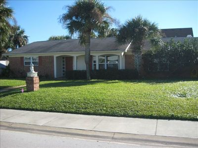 Photo for Beachside Ormond Beach  Home, SPEED WEEK SPECIAL,Wi-Fi, Quiet Street, Spotless