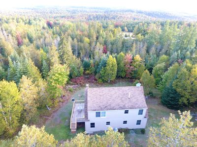Photo for Beautiful, private home, surrounded by Mtn views! Sleeps 12! Outside firepit!