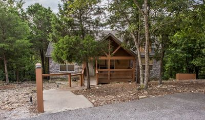 Photo for Peaceful Path Cabin-2 bedroom pet friendly cabin located at Stonebridge