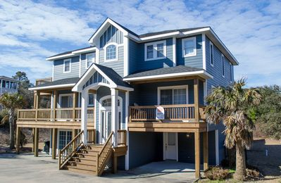 Photo for K2010 Heavenly Hang Out. Pool, Hot Tub, Pool Table, Linens, Block to Beach