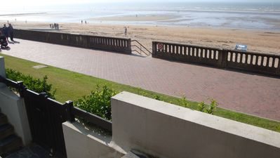 Photo for Beachfront apartment Cabourg center