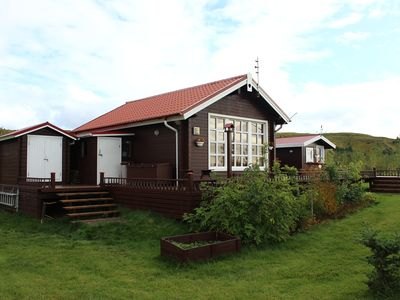 Photo for Holiday Home With Hot Tub Close To The Golden Circle And Landmannalaugar