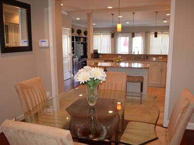 Photo for Beautiful Rowhome in NW, DC. Metro! 2,700 sq ft.