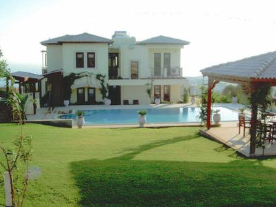 Photo for Villa With Breathtaking Views Of The Coastline And Resort
