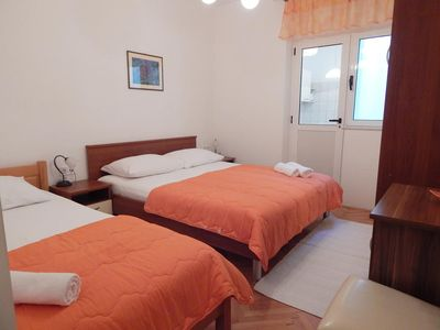 Photo for Studio flat with air-conditioning Duće (Omiš)