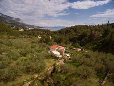 Photo for ctma 220 - Holiday home with whirlpool, 4 + 1 persons, surrounded by olive trees and pines and at the same time close to the pebble beaches