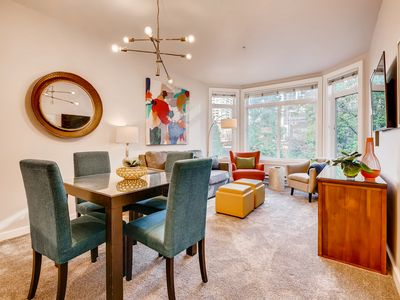 Photo for NEW! 1 Bedroom Vibrant Belltown Oasis SALE 4/22-24