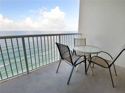 Photo for Majestic 1708 West - Tower I, Studio, Sleeps 4, Beachfront