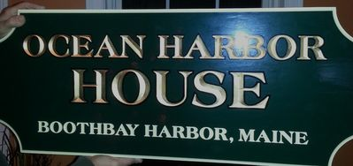 Photo for Beautiful New Home Heart of the Harbor yet Private~Walk to Everything!