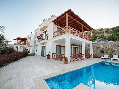 Photo for Rental Yalikavak Garden House 2 Bedroom. Suitable for families and groups within the site Yalikavak, daily or weekly rent.