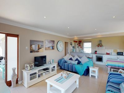 Photo for Gorgeous home with big deck, ocean views, and free wifi