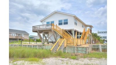 Photo for Completely Remodeled 4BR/3BA,Oceanfront,Beach Cottage-Close to Stores-Sleeps 14